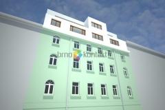 Bytový dům Špitálka 14