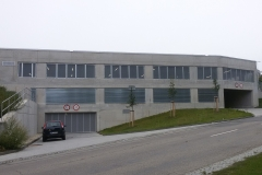 Parkovací dům Oko Kohoutovice