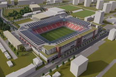 Stadion-Srbská